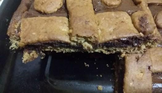 CROSTATA CON EDENELLA (nutella veg)