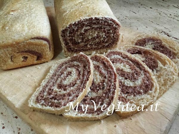 fette biscottate con cacao impasto diviso 2