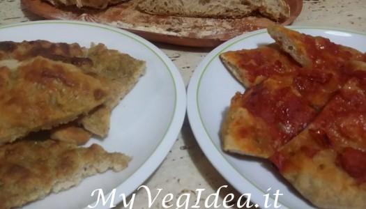 PANE E PIZZA (recupero di una dimenticanza)