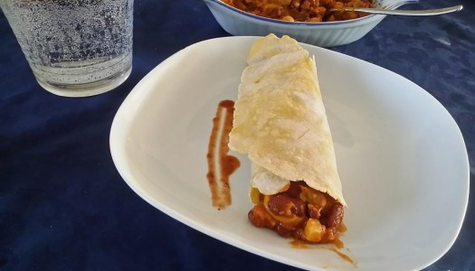 tacos (con tortillas solo mais)