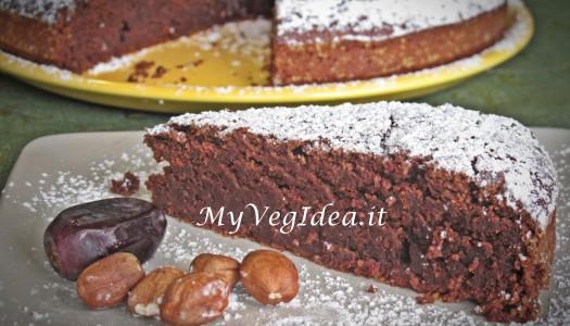 torta caprese con brio