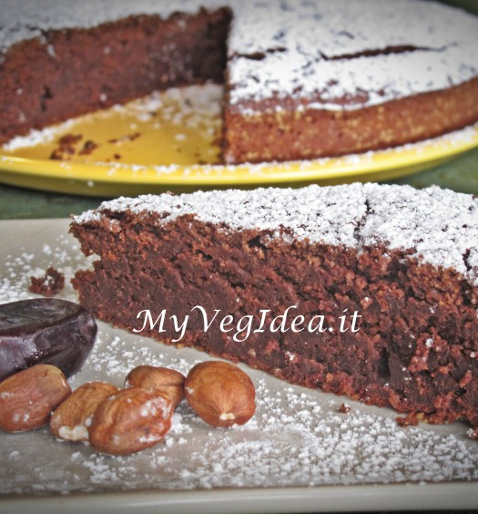 torta caprese 28 aprile
