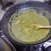 pasta con asparagi pere e mandorle 2
