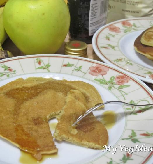 pancakes della mia vita 2 ott