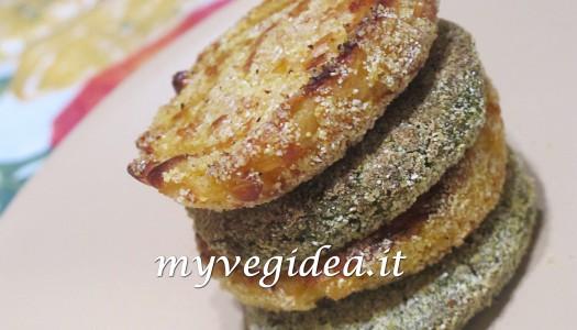 POLPETTE DI PATATE E…. spinaci fagioli mais
