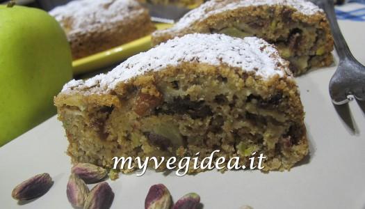 TORTA CON BURRO DI AVOCADO sugar free