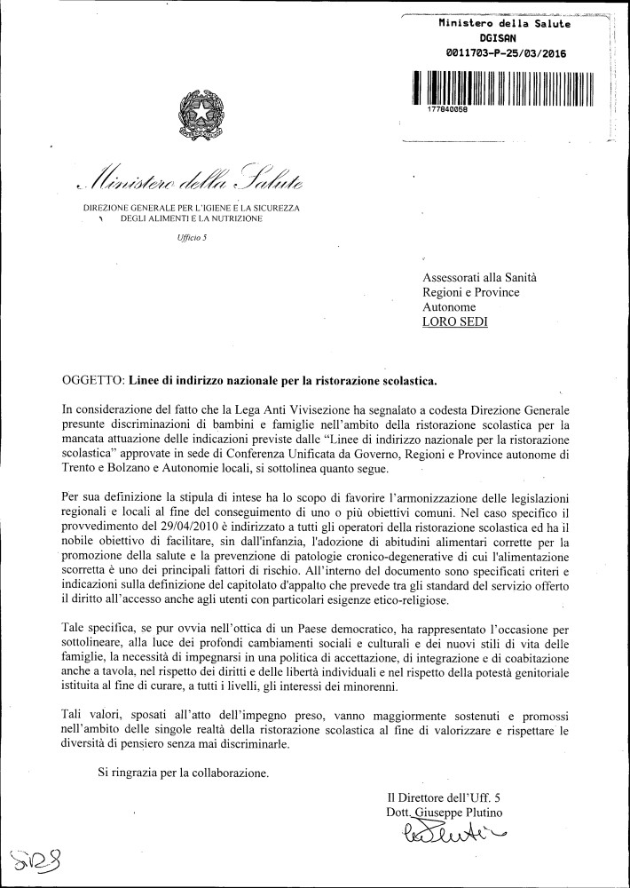 Nota Ministero Salute a Regioni_01