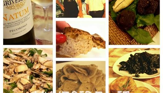 Una cena veg a Roseto Degli Abruzzi